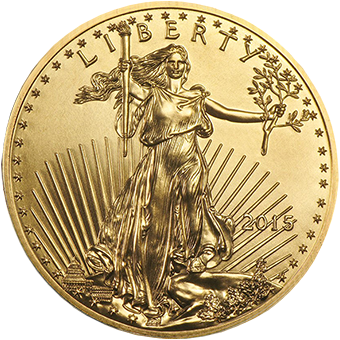 1/2oz Gold Eagle