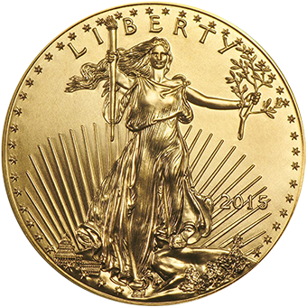 1/4oz Gold Eagle